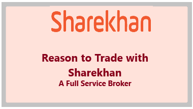 10 Reasons to trade with Sharekhan