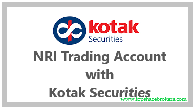NRI Trading Account with Kotak Securities