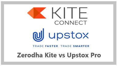 Zerodha Kite vs Upstox Pro Mobile App
