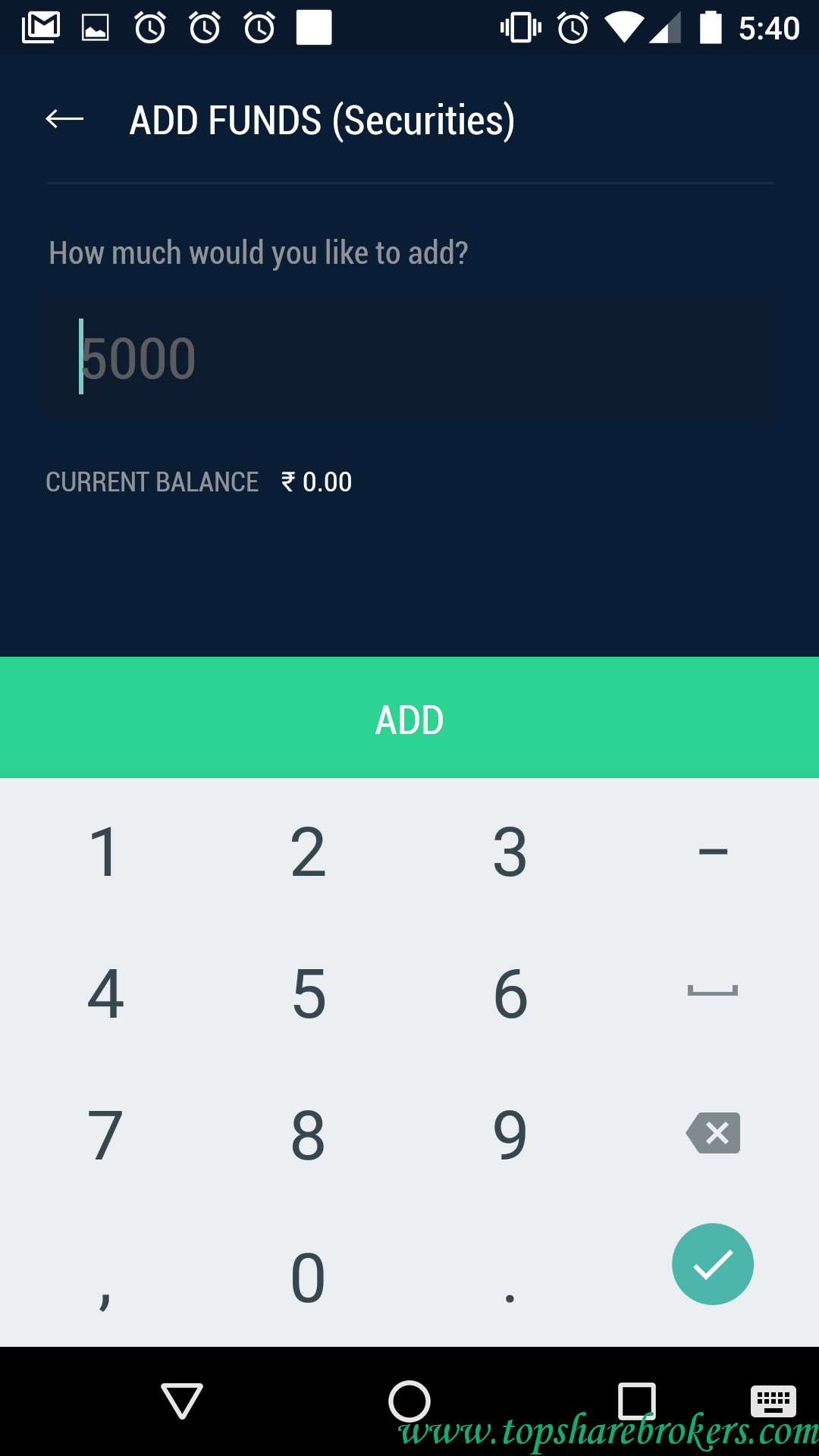 upstox-pro-rksv-mobile-app-fund-transfer-pay-in