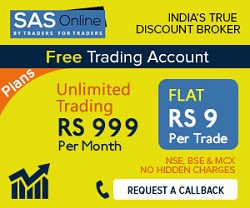 Top discount broker and Lowest brokerage for online share trading in India