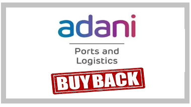 Adani Ports and Special Economic Zone Ltd Buyback offer