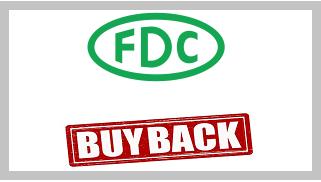 FDC Ltd Buyback offer