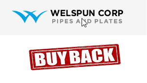 Welspun Corp Limited Buyback offer