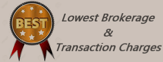 Best Brokers by Lowest Brokerage and Transaction Charges