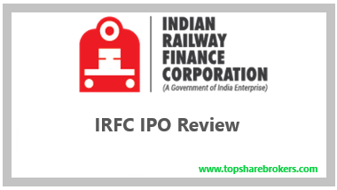 IRFC IPO Review