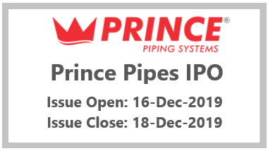 Prince Pipes IPO Review