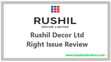 Rushil Decor Right Issue Review