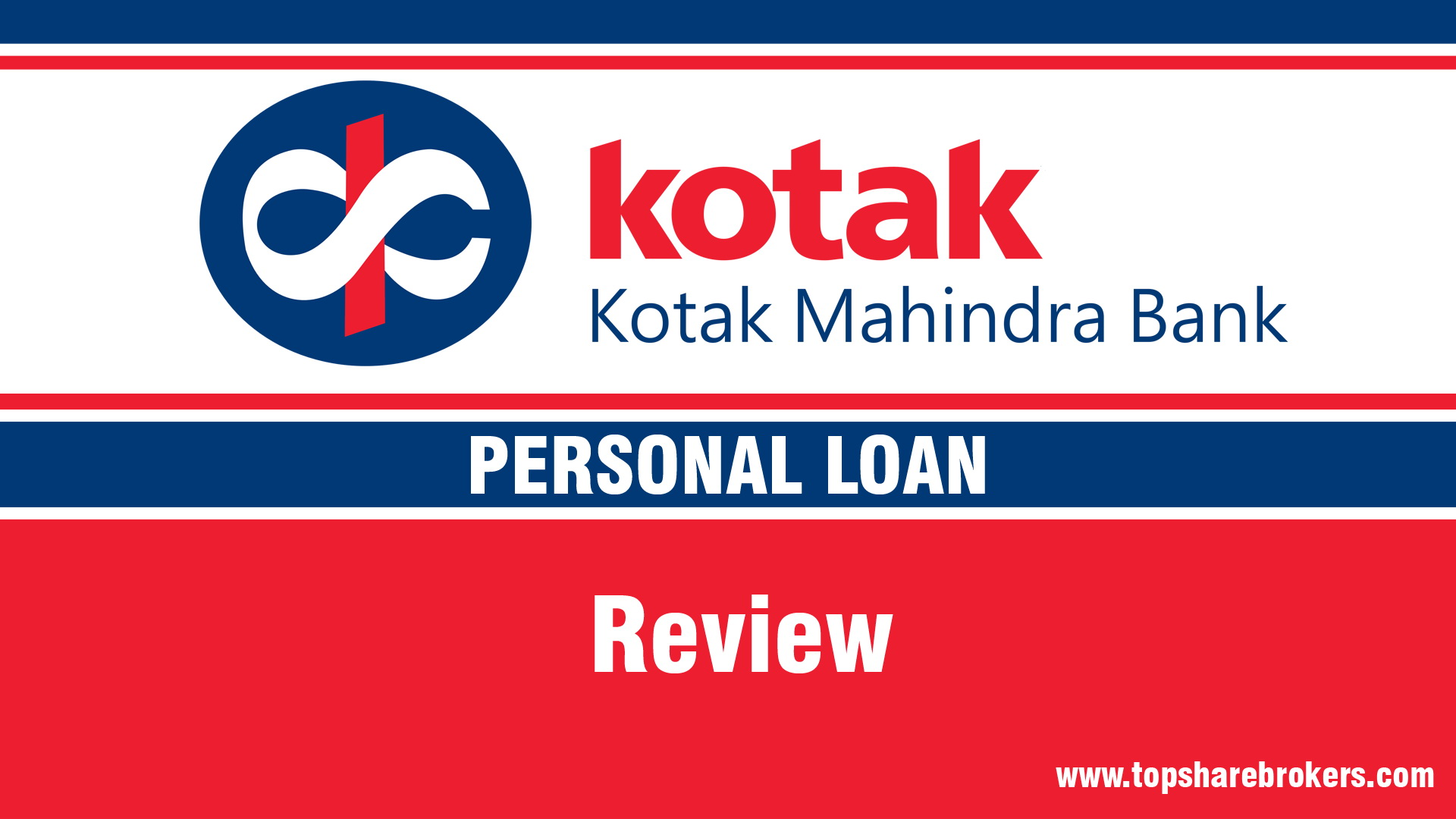 Kotak Mahindra Bank Personal Loan
