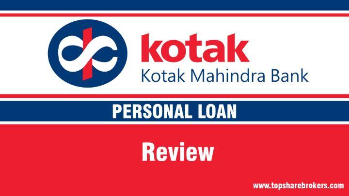Kotak Mahindra Personal Loan 10 99 P A