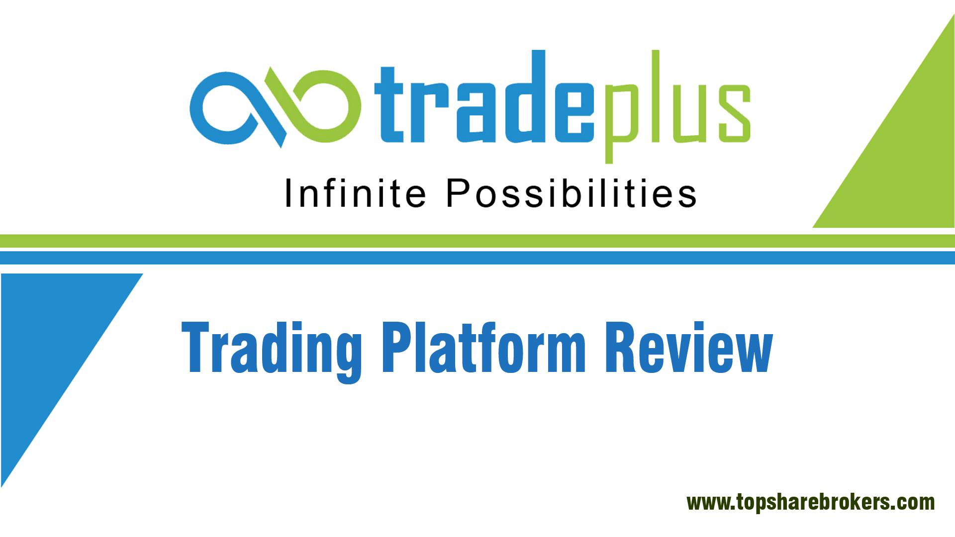 Tradeplus Mobile App|Desktop-INFINI TRADER|Review 2019