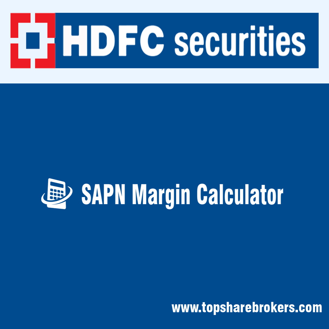 HDFC Securities Trading / Online Trading - Process, Charges & more