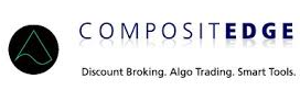 Compositedge Share Broker Logo
