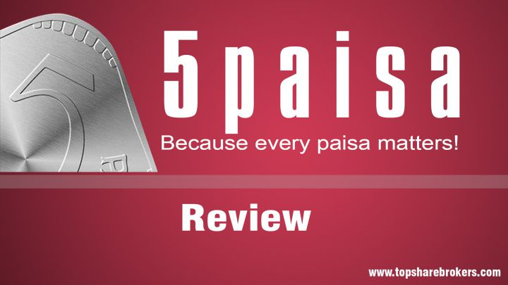 5paisa Capital Ltd Review