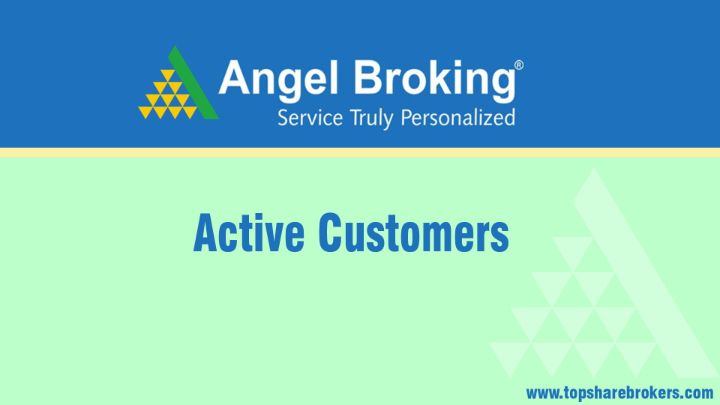 Angel Broking Active Customers And Complaints Detail