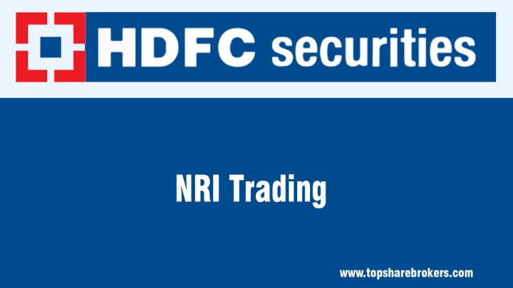 hdfc nri demat and trading account