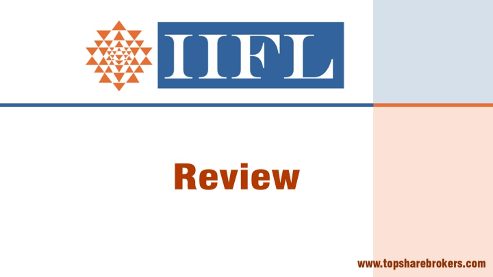 India Infoline Limited Review