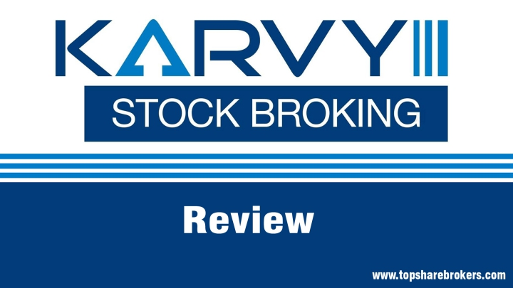 Karvy Stock Broking Review