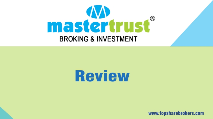 MasterTrust Review