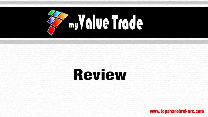 MyValueTrade Review