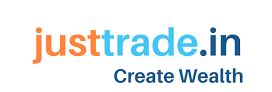 Just Trade Share Broker Logo