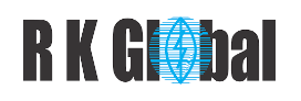 RK Global Share Broker Logo