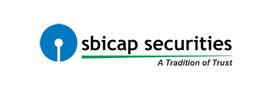 SBICAP Securities Share Broker Logo